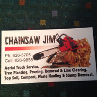 Chainsaw Jim - Tree Service