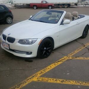 2013 BMW 3-Series Convertible