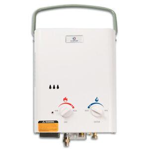 Chauffe-eau portatif instantané sans réservoir Eccotemp L5