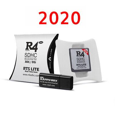R4 R4i Pro RTS SDHC for Nintendo DSi 3DS 2DS Revolution Cartridge USB Adapter, usado comprar usado  Enviando para Brazil