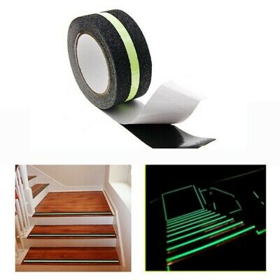 5m Safe Tread Non Skid Anti Slip Tape Adhesive Stickers Strip For Stairs Floor