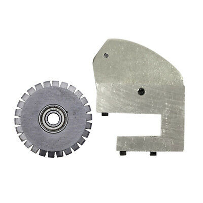 1 Set 18inch Perforating Blade Blue 460mm Electric Creasing Cutting Perforator