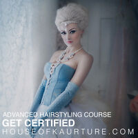 Hairstyling Certificate Course