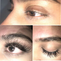 Lash extensions lifting tinting MICROBLADING waxing & more
