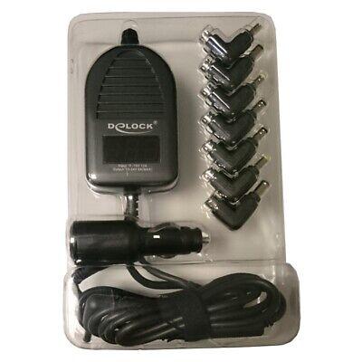 Delock Universal Notebook KFZ DC-Adapter 90W Netzteil Autoladegerät gebraucht kaufen  Grafenau