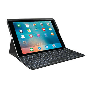 Logitech Create Backlit Keyboard Case with Smart Connector ipad