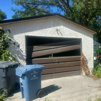 GARAGE DOOR REPAIR/INSTALL *PRICES STARTING AT $60*