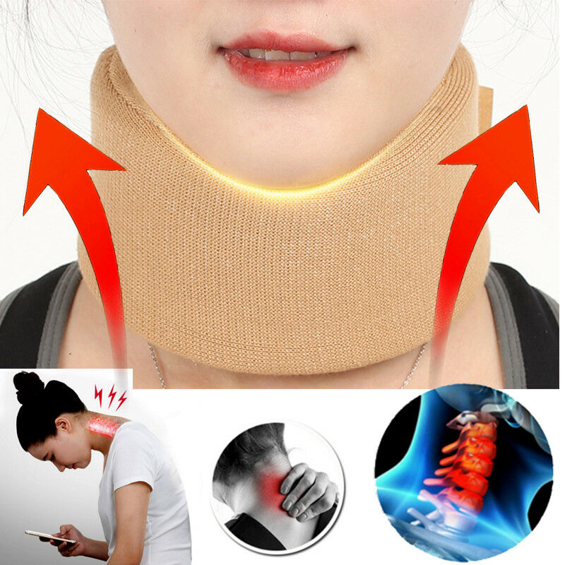 US Cervical Collar Neck Brace Relief Traction Support Therap