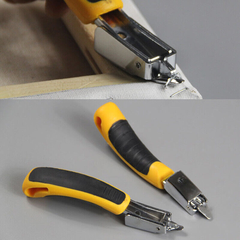 Professional Heavy Duty Staple Upholstery Staple Removers Nail Puller Handheld