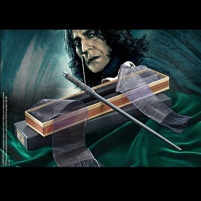 Professor Snape Zauberstab Ollivander Harry Potter Replik Movie Prop Requisite