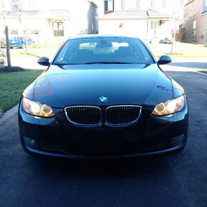 2008 BMW 335i Sports Package Coupe (2 door)