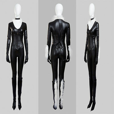 EXCLUSIVE ORIGINAL AMAZING SPIDER-MAN BLACK CAT Cosplay Costume Sexy Jumpsuits ](Awesome Guy Halloween Costumes)