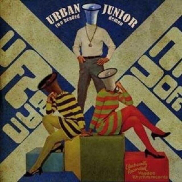 Urban Junior - Two Headed Demon  CD ALTERNATIVE ROCK Neuware