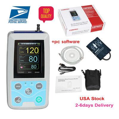 Handhold Ambulatory Blood Pressure Monitor For Adult Pediatric Neonate Abpm50