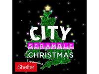 CITY SCRAMBLE CHRISTMAS!
