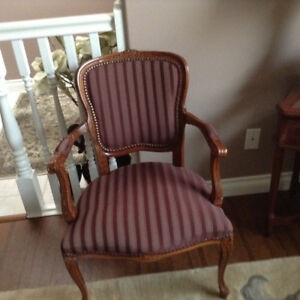 Queen Anne type chairs
