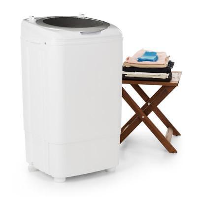 Waschmaschine Camping Wäscheschleuder Toplader 7kg Singlehaushalt Wäsche Waschen