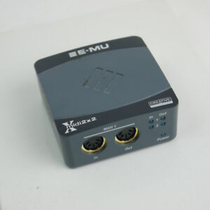 Creative Labs EE-MU Xmidi 2x2 MIDI USB interface