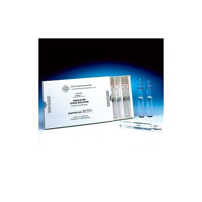 Solution d' Alcool pour Calibrages - Pack 16 ampoules