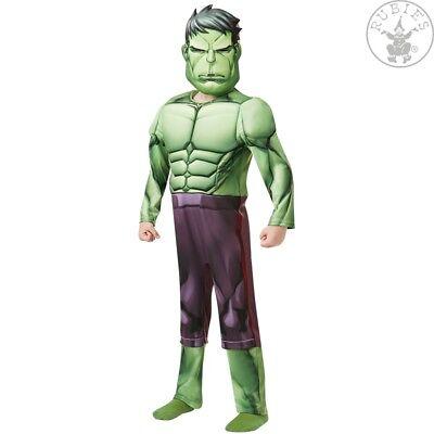 RUB 3640839 Hulk Avengers Assemble Deluxe Kinder Kostüm Jungen Karneval Marvel