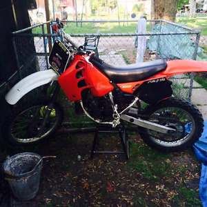 1989 cr125 run but wont kick start whats out there for trades