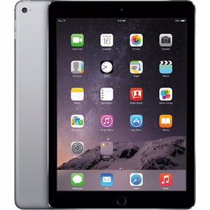 iPad Air 2 64GB Space Grey + slim case - like new in box