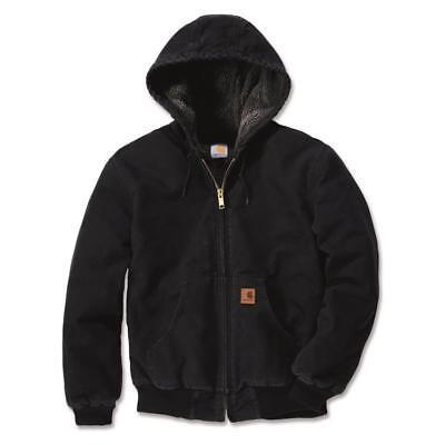 Carhartt SHERPA LINED SANDSTONE ACTIVE JACKET 101051 - 4 Farben Carhartt Sandstone Active Jacket