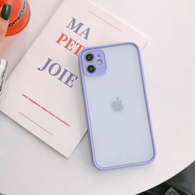 Full Protective Hard CASE For IPhone 11 Pro MAX XR XS MAX 7 8 Plus SE 2020 Cover - $6.91