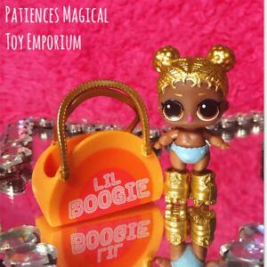 NEW Lil I spy lol dolls series 4