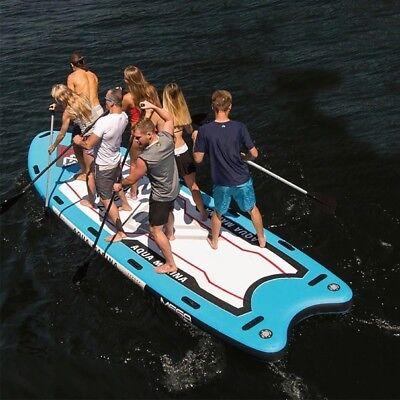 Aqua Marina MEGA 550*152*20cm Big Size Inflatable SUP Stand Up Paddle Board