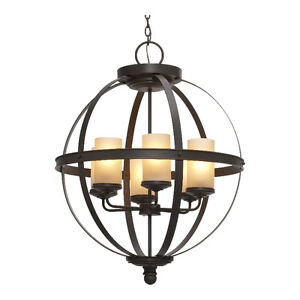 **BRAND NEW** Gorgeous Modern 6-Light Chandelier
