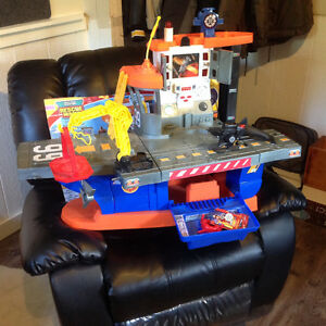 Rescue hero figures and command post and other play items! Kawartha Lakes Peterborough Area image 2
