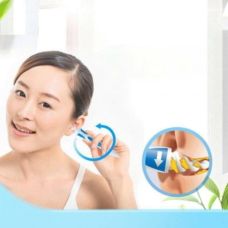 17pc Wax Tool with Ear Cleaner Ear Wax Remover