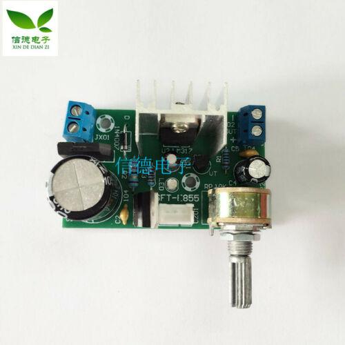 1pc K12 Lm317 Power Board Voltage Regulator With Protection 2.2a 1.25v-37v