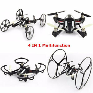 Brand New Quadscopter Drone, 4 IN 1 UDI U841-1 w/ 720p HD Camera