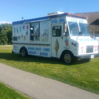 Kool Jim's ice cream truck for your event or catering