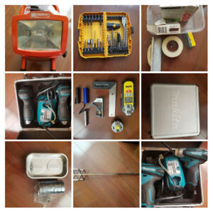 Miscellaneous Tools for Sale
