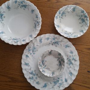 Old fine china
