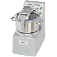 Robot Coupe R8 Ultra Vertical Food Processor with 8 qt. and 4 qt