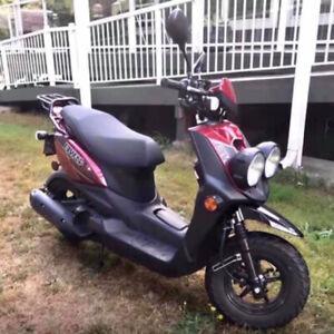 2019 Yamaha BWS YW50FK