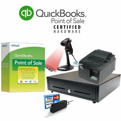 Quickbooks Pos Hardware Bundle For Quickbooks Pos Basic Pro Multistore