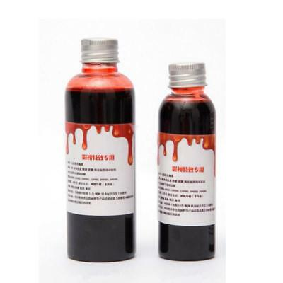 Fake Blood Ultra-Realistic Simulation Human Vampire Party Make Up Prop