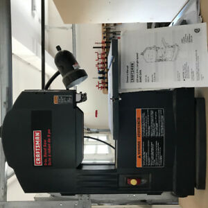 "Craftsman 9"" Band saw"