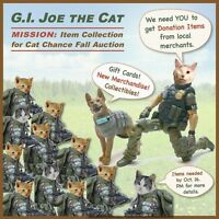 Annual Cat Chance Fall Online Auction ->Oct.16-30