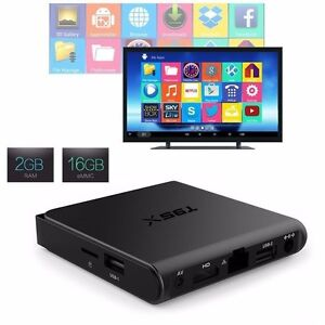 New T95X Android 6.0 TV Box Amlogic 2GB/16GB Quad Core/FREE GIFT