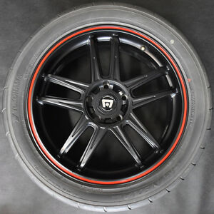 "18"" Motegi Racing MR117 Wheels"