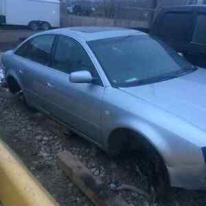 2000 audi A6 for parts all whole Strathcona County Edmonton Area image 2