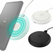 Cobble Pro 10W Qi Fast Wireless Charger Pad Charging Dock for iPhone X/XR/XS/8