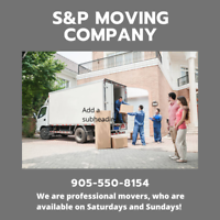 S &P Moving INC