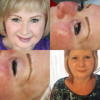 Permanent Makeup, Eyebrows, Eyeliner, Lip Colour, microblading